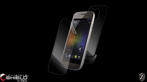 InvisibleSHIELD Original for the Samsung Galaxy Nexus