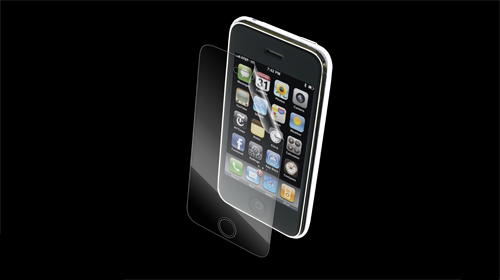 InvisibleSHIELD Smudge Proof for the Apple iPhone 3G/3GS