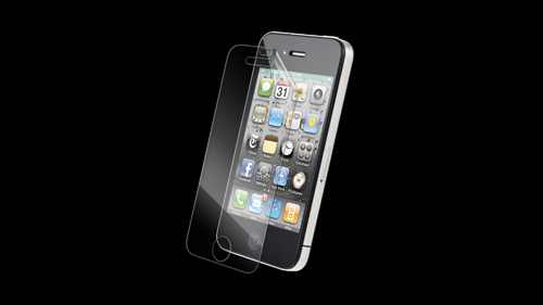 InvisibleShield Smudge Proof for the Apple iPhone 4/4S