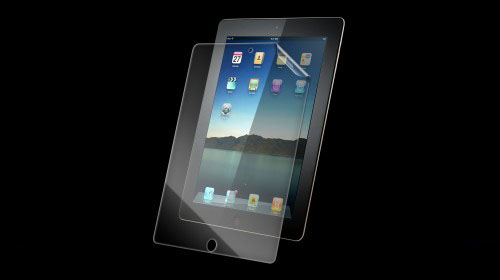 InvisibleSHIELD Smudge Proof for the Apple iPad 3/4
