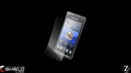 Sony Ericsson Xperia Arc S (Screen)
