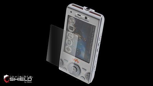 Sony Ericsson W995 (Screen)