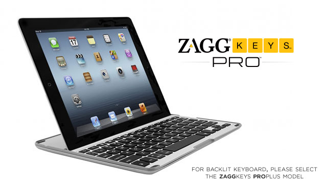 ZAGGkeys Pro (Apple iPad 2/3rd Gen)