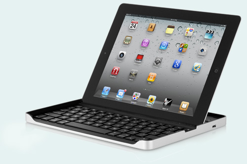 Logitech Keyboard Case By ZAGG for iPad 3 (3rd Gen)