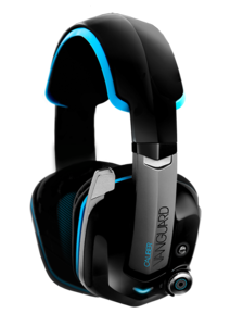 iFrogz Caliber Vanguard - Premium Gaming Headphones with Mic