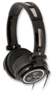 iFrogz EarPollution Comfort Series 40 Black