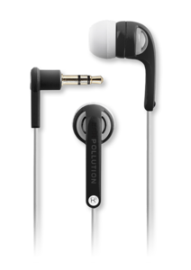 iFrogz EarPollution Evolution Black/Light Gray/Gray