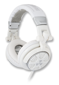 iFrogz EarPollution Ronin Snow