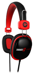 iFrogz Audio Throwbax II Black/Red