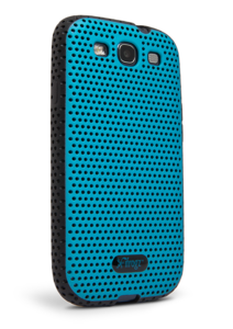 iFrogz Samsung Galaxy S3 Breeze Blue/Black