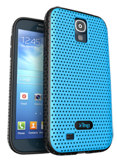 Samsung Galaxy S4 Breeze Cover Blue Black