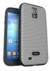 iFrogz Samsung Galaxy S4 Breeze Cover Gray\/Black