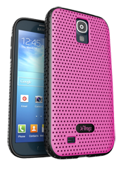 iFrogz Samsung Galaxy S4 Breeze Cover Pink\/Black