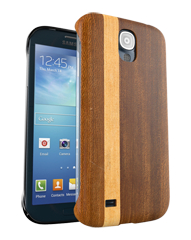 Natural Wood for Samsung Galaxy S4