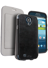 iFrogz Samsung Galaxy S4 PocketBook Cover Black