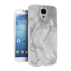 Samsung Galaxy S4 Natural Pearl Cover White