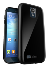 iFrogz Samsung Galaxy S4 SoftGloss Cover Black