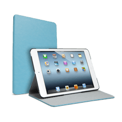 iFrogz Script Cover for iPad Air - Blue