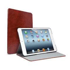 iFrogz Script Cover for iPad Air - Brown