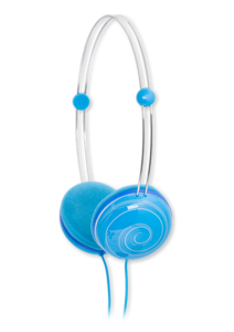 iFrogz Animatone Volume Limiting Headphones For Kids Snail