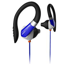 iFrogz Audio Flex Arc with Mic - Blue
