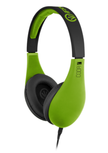 iFrogz Audio Coda Headphones with Mic