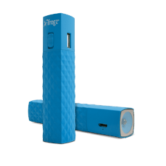 iFrogz GoLite - 2600 mAh battery + Flashlight - Blue