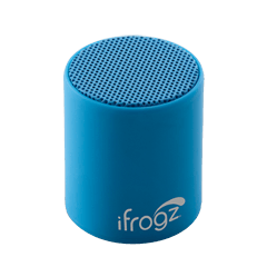 iFrogz Coda POP Bluetooth Speaker Blue Raspberry