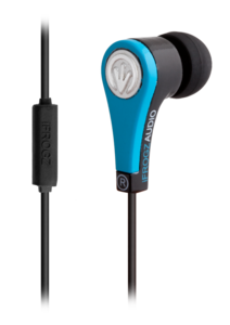 iFrogz Audio Quake Earbuds with Mic