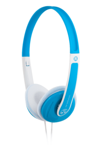 iFrogz Audio Skip Headphones Blue