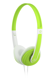 iFrogz Audio Skip Headphones Green