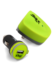 iFrogz UniqueCharge Duo Green