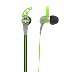 iFrogz Audio Flex Wing EarBuds with Mic Green