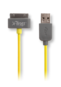 iFrogz UniqueSync Yellow