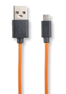 iFrogz UniqueSync Micro-USB Orange