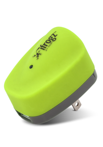 iFrogz UniqueCharge 2.1 Amp USB Wall Charger Lime/Gray