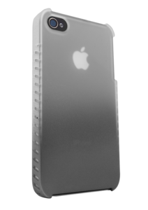 iFrogz Apple iPhone 4/4S Luxe Lean Phase Case Frost/Slate