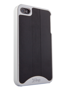 iFrogz Apple iPhone 4 Fusion Case Black/Silver