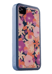 Ifrogz Apple Iphone 4/4s Mix Cover Coral Tango