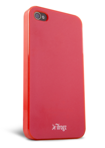 iFrogz Apple iPhone 4 Ultra Lean Case Red