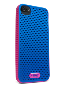 iFrogz Apple iPhone 5 Breeze Cover Blue/Pink