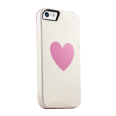 iFrogz Apple iPhone 5c Chemistry Hip Heart