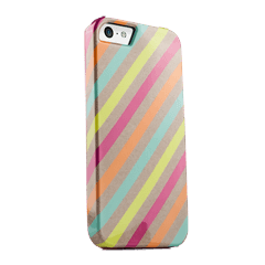 iFrogz Apple iPhone 5c Chemistry Neon Stripe
