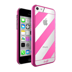 iFrogz Apple iPhone 5c Electra 2.0 Hot Pink