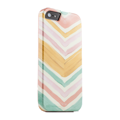 iFrogz Apple iPhone 5/5s Chemistry Chic Chevron