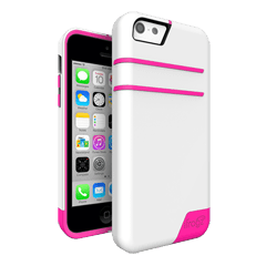 iFrogz Apple iPhone 5c Icon Neon Pink
