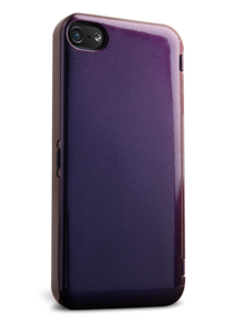 iFrogz Apple iPhone 5 Glaze Purple