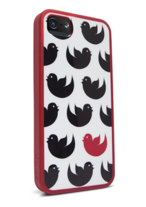 iFrogz Apple iPhone 5 Mix Black Bird