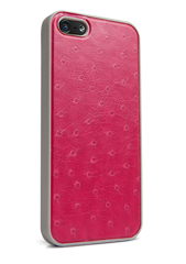 iFrogz Apple iPhone 5 Merge Ostrich Pink