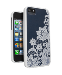 iFrogz Apple iPhone 5 Textured Mix Cover Lace